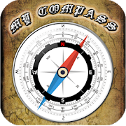 My Simple Magnetic Compass