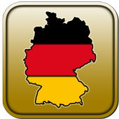 Map of Germany 1.25