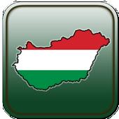 Map of Hungary 1.24