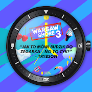 Warsaw Shore Watch Face 1.0.1
