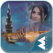 Dubai Fountain Photo Frames 1.7