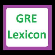 GRE Lexicon 1.0