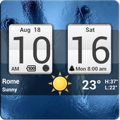 Sense Analog Clock Widget 24 4.5.0