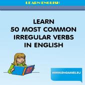 Learn 50 irregular verbs 7.0