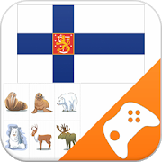 Finnish Game: Word Game, Vocabulary Game 2.6