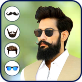 Man Mustache and Hair Styles : Boys Photo Editor 1.3