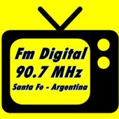 Fm Digital 90.7 MHz - Tv 2.0