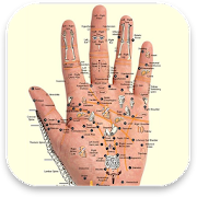 Acupressure Points: Self Healing at Home 5.5.5