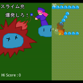 Slime Game Explosion