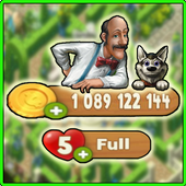 Coins For Gardenscapes - No Root Cheats prank 1.1
