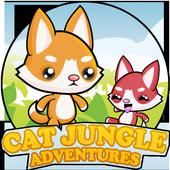 Cat Jungle Adventures Run 1.0