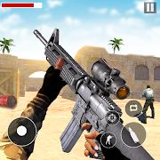 Critical Shooting CS Strike: Free gun war Game