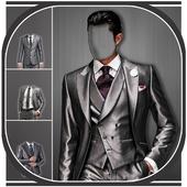 Man Designer Suit Photo Booth 1.1