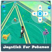 Add Joystick on Pokem Go Free Prank 2.2