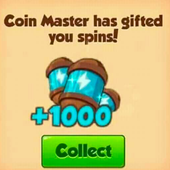 Free Spin and Coins Daily Link - Free spin coins 1.1