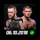 Khabib Nurmagomedov vs Conor McGregor: UFC 229 2.4.0