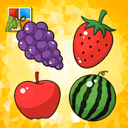 Fruits Cards (Learn Languages) 3.33