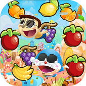 How Doraemon Jet-pack Fruits 1.0