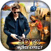3D Movie FX Photo Editor - Movie Style Effect