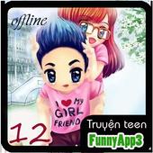 truyện teen phần 12 offline