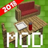 Furnitur mod for mincraft 1.0