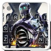 Future Robot Keyboard 10001005