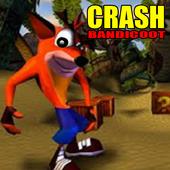 Walkthrough Crash Bandicoot 1.0