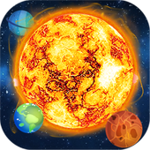 Planet Shooter - Solar Space 1.0