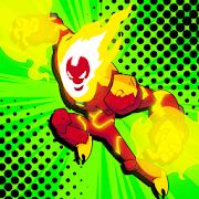 Hero Ultimate Alien Attack Force Adventure Fighter 2.0