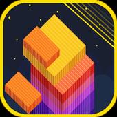 Heap - Pile up square blocks