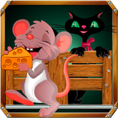 Crazy Mouse Maze : Free Classic GameGame OceanPuzzle