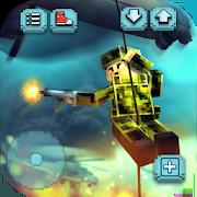 Call of Craft: Blocky Tanks Battlefield 1.2