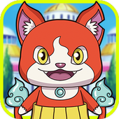 Jibanyan Battle YoKai Watch HD 3.2.5