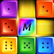Dominoes Jewel Block Merge 1.0