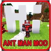 Ant-Man Mod MCPE 1.1