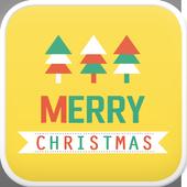 Christmas golauncher theme