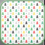 Tree Pattern go launcher theme 1.2