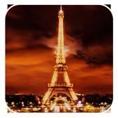 Golden Eiffel