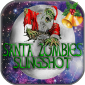 funny Santa killer Zombies 1.0