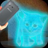 Cats 3D Hologram Simulator 1.3