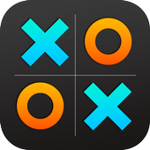 Tic Tac Toe Game 3x3 - 8x8 1.0