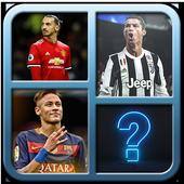 Guess Footballer - Quiz 1.0