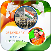Republic Day - Indian PhotoFrames 2018
