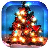 Christmas Tree Live Wallpaper 2.0