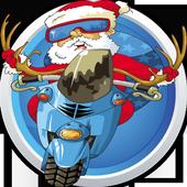 Xmas 2016 - Santa Stunt Bike 1.0