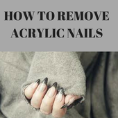 How To Remove Acrylic Nails 1.1
