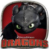 How to Train Your Dragon Toothless Launcher 1.1.4