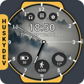Real Weather Watch Face RebornHuskyDevPersonalization