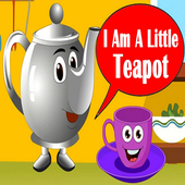 I Am Little Teapot | Nursery rhymes For Children 1.2.0