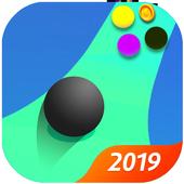 Twisty Color Road Blast - Run Balls 1.0
